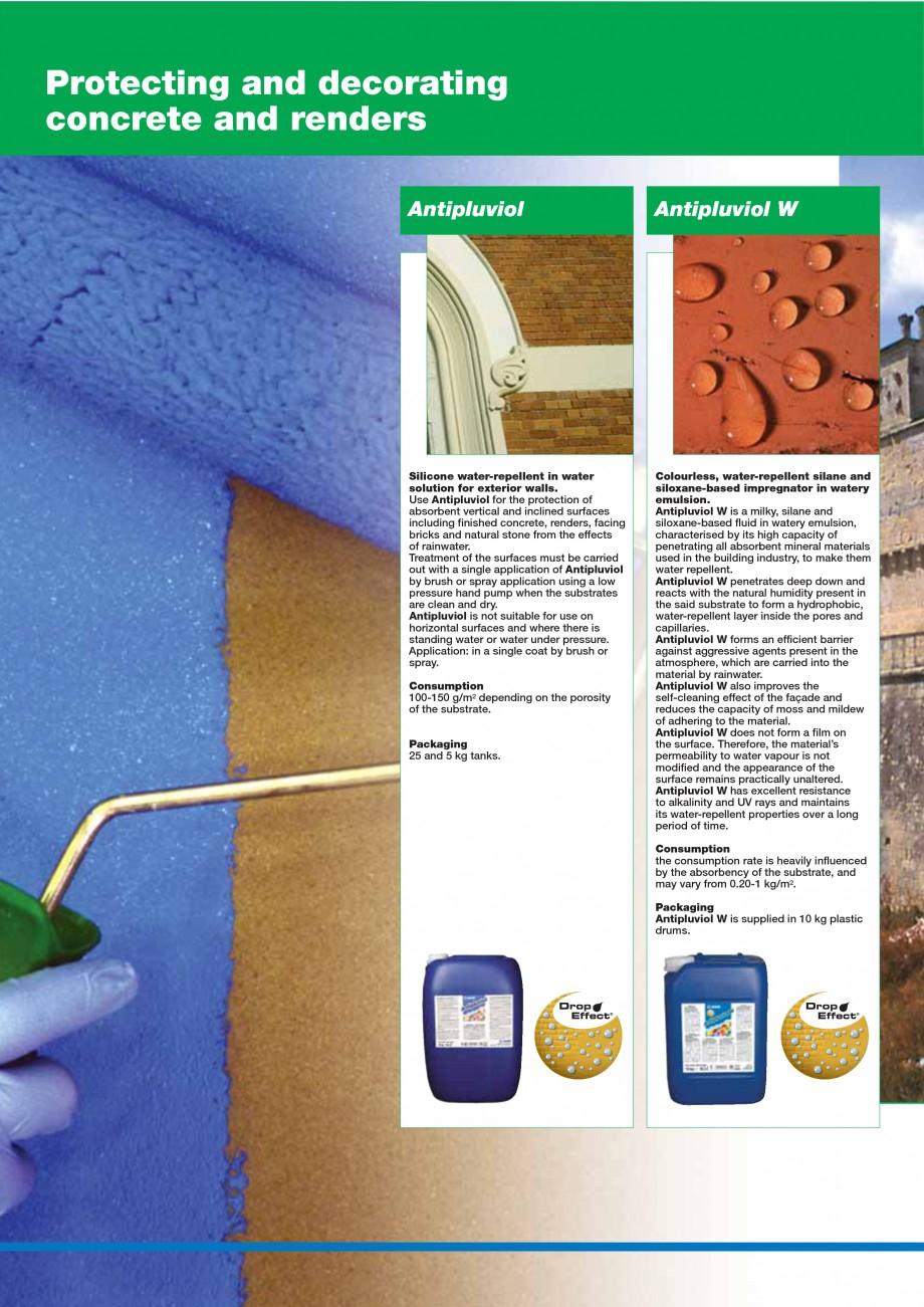 Pagina 90 - Mortare, materiale speciale MAPEI Catalog, brosura Engleza bags + 6.5 kg tanks. ...