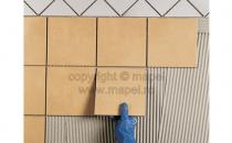 Adezivi pe baza de ciment C1 pentru faianta si gresie  MAPEI ofera o gama variata pentru adezivi pe baza de ciment C1 pentru faianta si gresie.