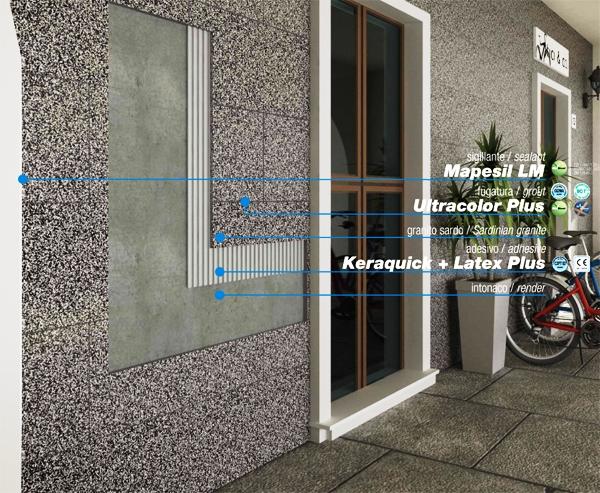 Adeziv pe baza de ciment MAPEI - Poza 2