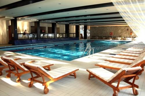 Executie, montaj Granirapid_22 Placare piscina Alpin, Poiana Brasov final_detaliu lucrare Alpin MAPEI - Poza 22