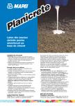 Latex din cauciuc sintetic pentru amestecuri pe baza de ciment MAPEI - PLANICRETE