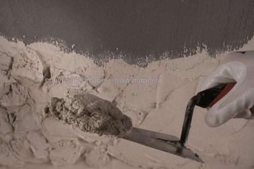 Exemple de utilizare Amorsa beton-contact pentru sapa autonivelanta MAPEI - Poza 6