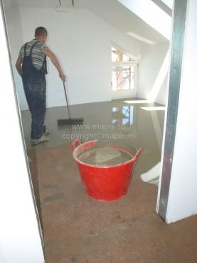 Exemple de utilizare Eco Prim T_6 amorsa acrilica pentru sapa autonivelanta MAPEI - Poza 6
