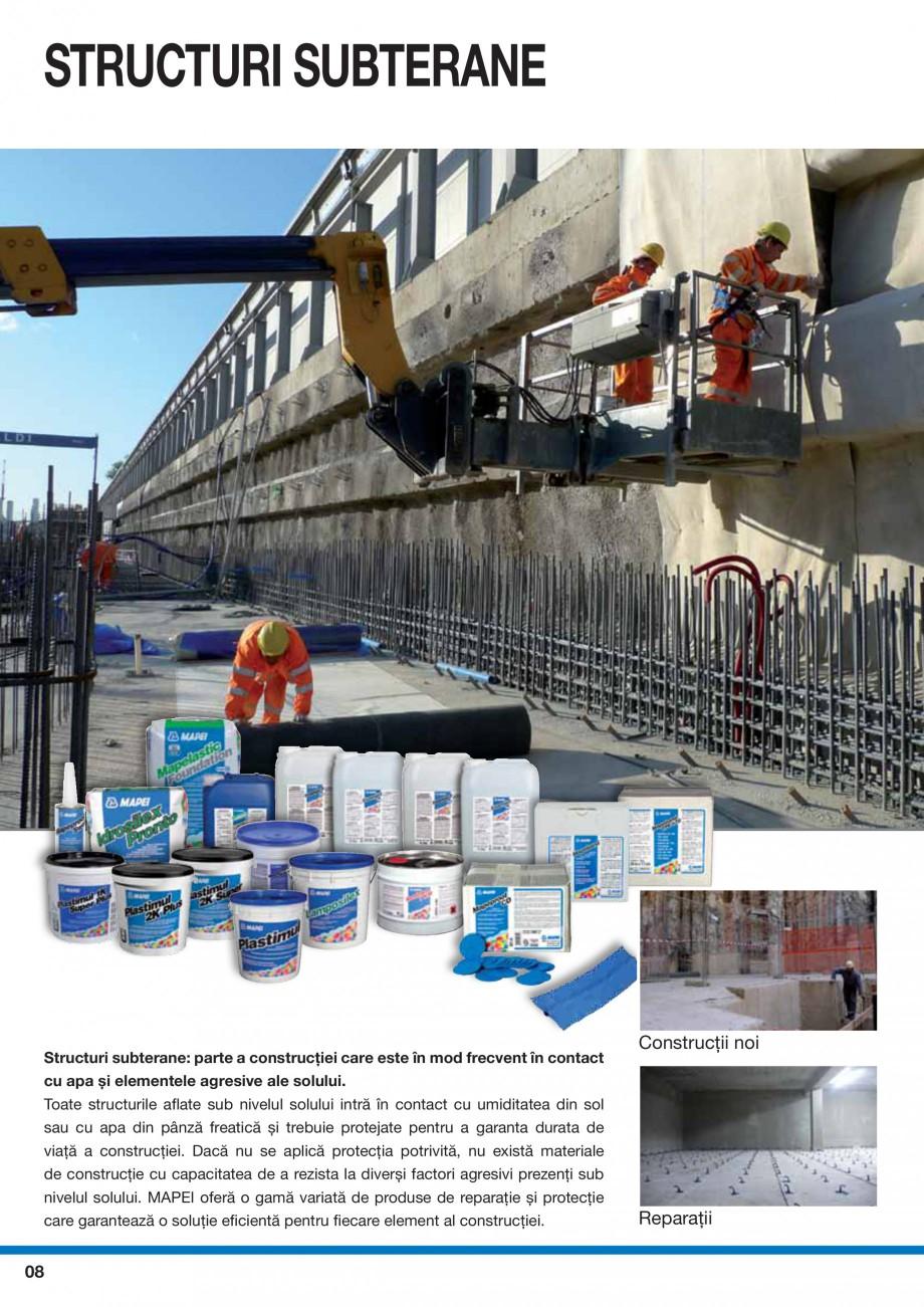Pagina 10 - Ghid selectie produse pentru impermeabilizari  MAPEI Catalog, brosura Romana osime de...