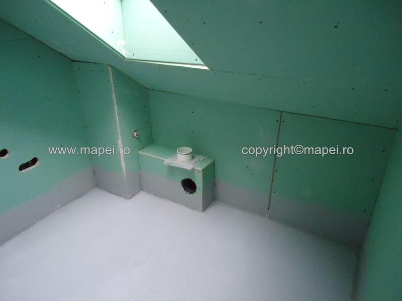 Hidroizolatii flexibile, aplicate anterior placilor ceramice MAPEI - Poza 5