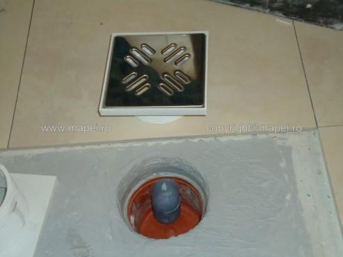 Exemple de utilizare Hidroizolatii flexibile, aplicate anterior placilor ceramice MAPEI - Poza 10