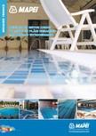 Ghid constructia piscinelor din beton armat MAPEI - KERACOLOR GG, KERACOLOR FF
