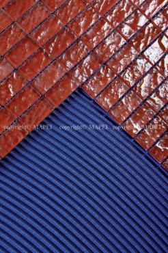 Exemple de utilizare 10. mozaic lipit cu adeziv epoxidic Kerapoxy Design MAPEI - Poza 11