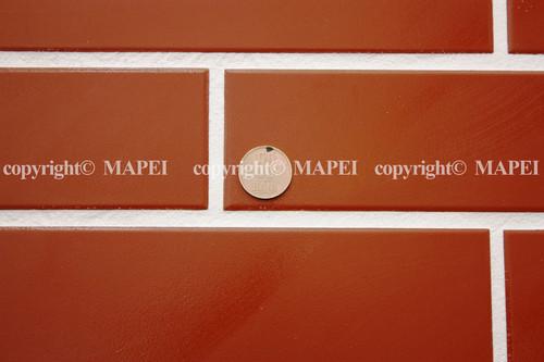 Exemple de utilizare 26 detaliu chit epoxi usor de curatat de pe klinker MAPEI - Poza 26