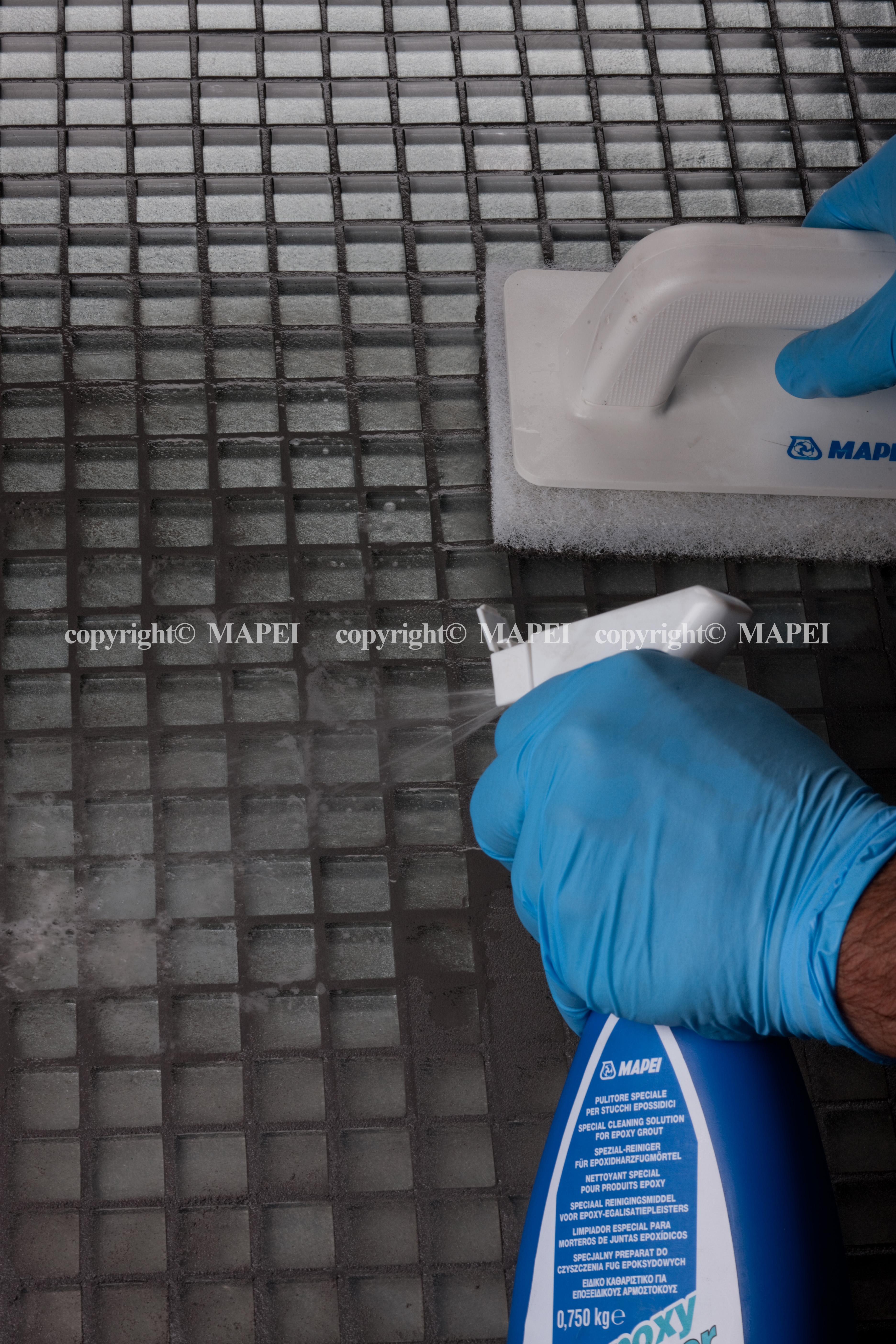 cleaner chit epoxidic pentru rosturi MAPEI - Poza 3