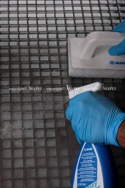Exemple de utilizare cleaner chit epoxidic pentru rosturi MAPEI - Poza 3