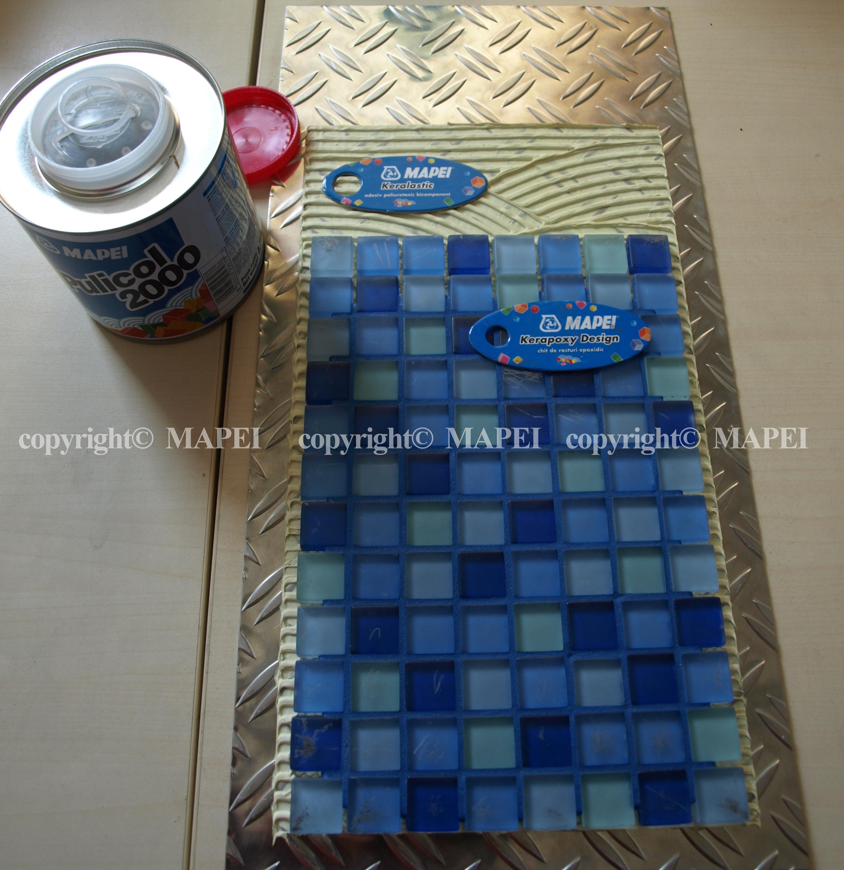 1. adeziv mozaic pe metal MAPEI - Poza 1