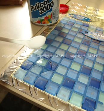 Exemple de utilizare 5. gel decapant chit epoxidic Pulicol MAPEI - Poza 5