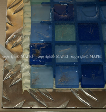 Executie, montaj 8. gel dizolvant rasini epoxi Pulicol MAPEI - Poza 8
