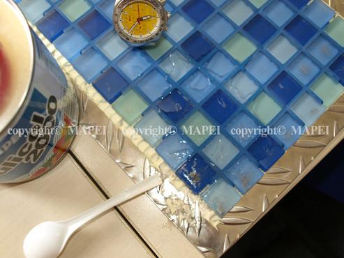 Exemple de utilizare 9. gel dizolvant adeziv epoxi Pulicol MAPEI - Poza 9