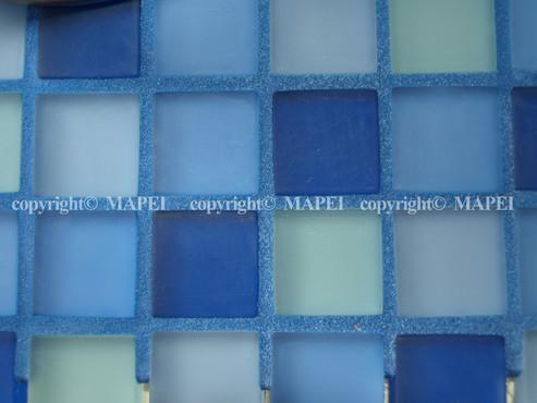Exemple de utilizare 14. rosturi epoxidice mozaic lipit pe metal MAPEI - Poza 14
