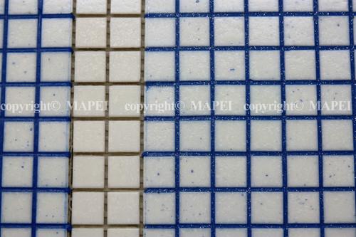Exemple de utilizare 30. mozaic sticla chituit cu chit epoxidic si fulgi metalizati MAPEI - Poza 30
