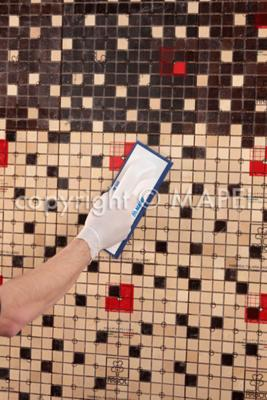 16 Mozaic din lemn Arbol 3 MAPEI - Poza 2