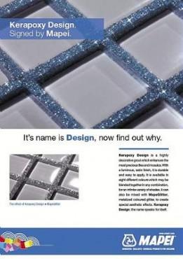 Prezentare produs KERAPOXY_DESIGN MAPEI - Poza 9