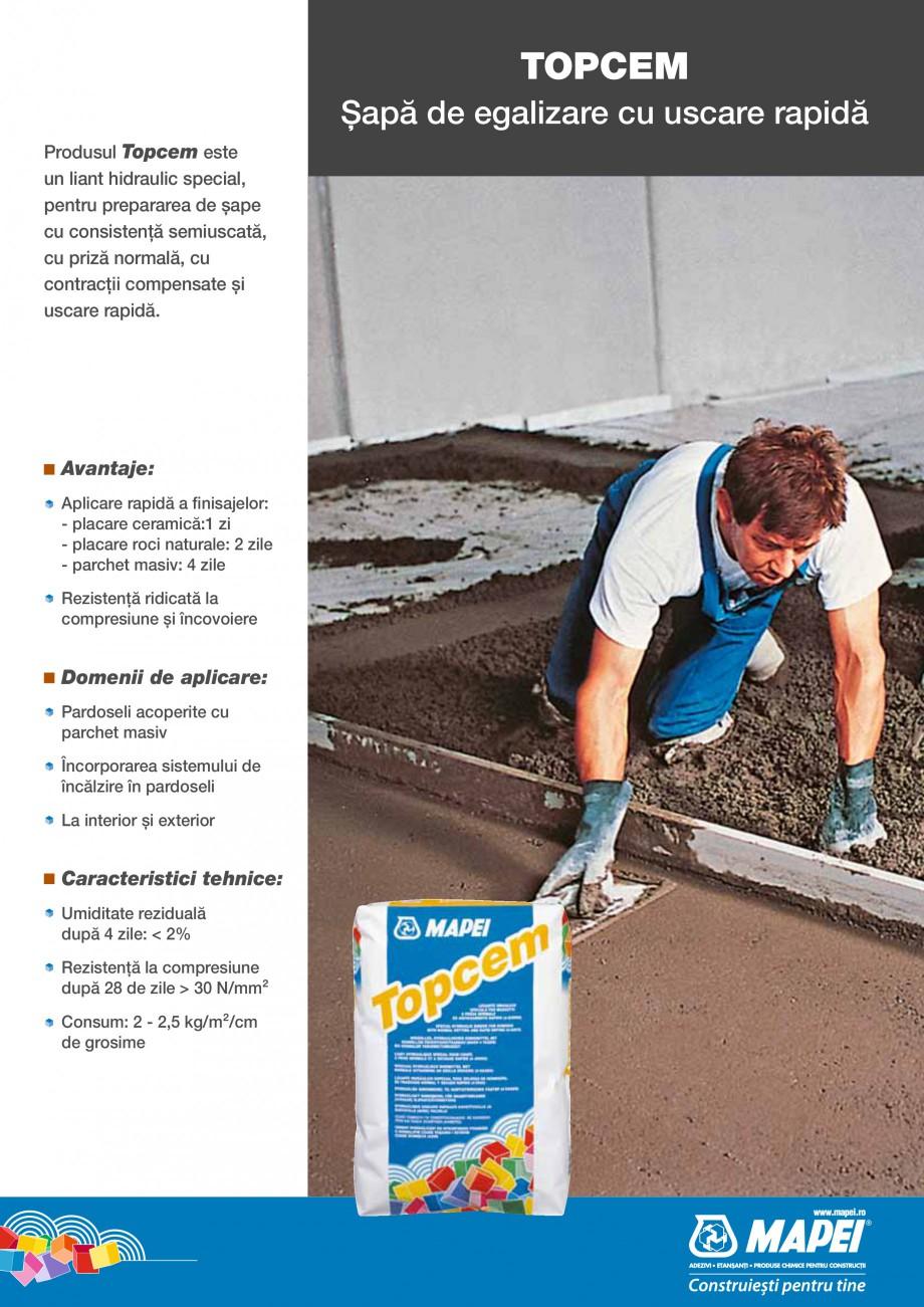 Pagina 10 - Produse pentru montarea placilor ceramice si a placilor din piatra naturala MAPEI...