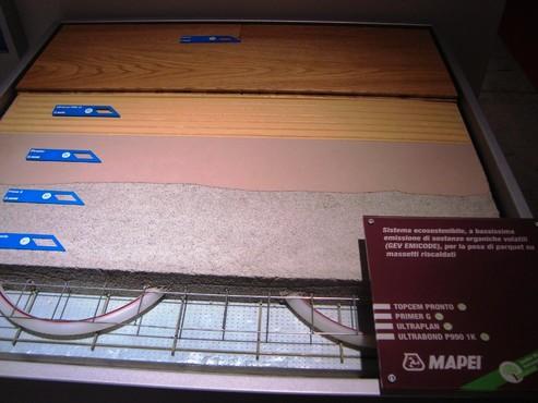 Exemple de utilizare Sistem montaj parchet pe sapa cu sistem de incalzire MAPEI - Poza 5