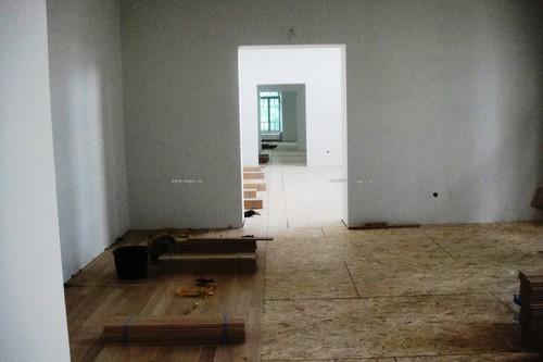 Executie, montaj 1 Muzeul de Arta Tulcea-Referinte Mapei parchet masiv MAPEI - Poza 1