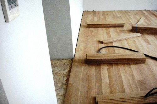 Executie, montaj 11 Detaliu santier Muzeul de Arta Tulcea MAPEI - Poza 11
