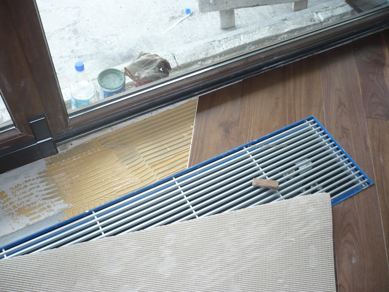 8-Montaj-parchet-ventiloconvector-detaliu MAPEI - Poza 8