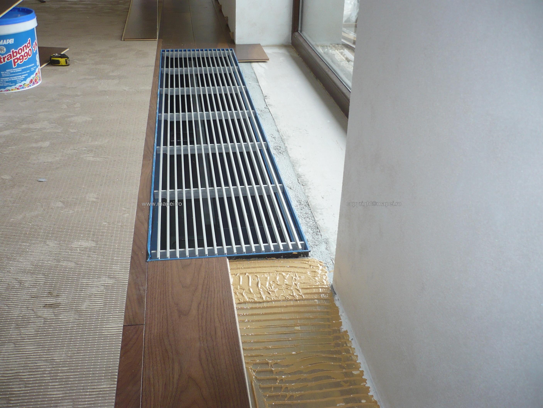 10-Lipire-parchet-ventiloconvector-detaliu MAPEI - Poza 10