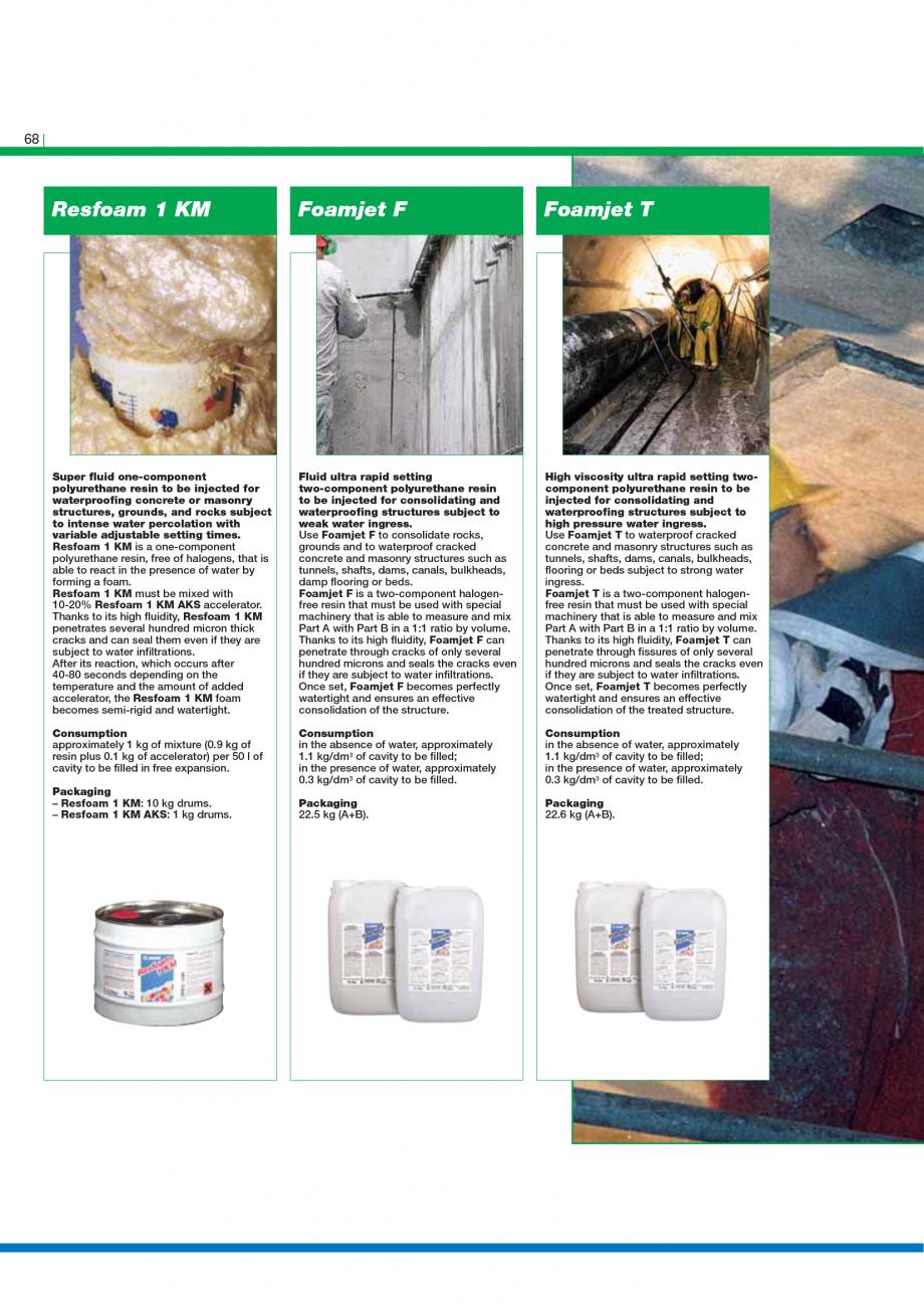 Pagina 70 - Catalog mortare, materiale speciale MAPEI Catalog, brosura Engleza atop flooring with a ...