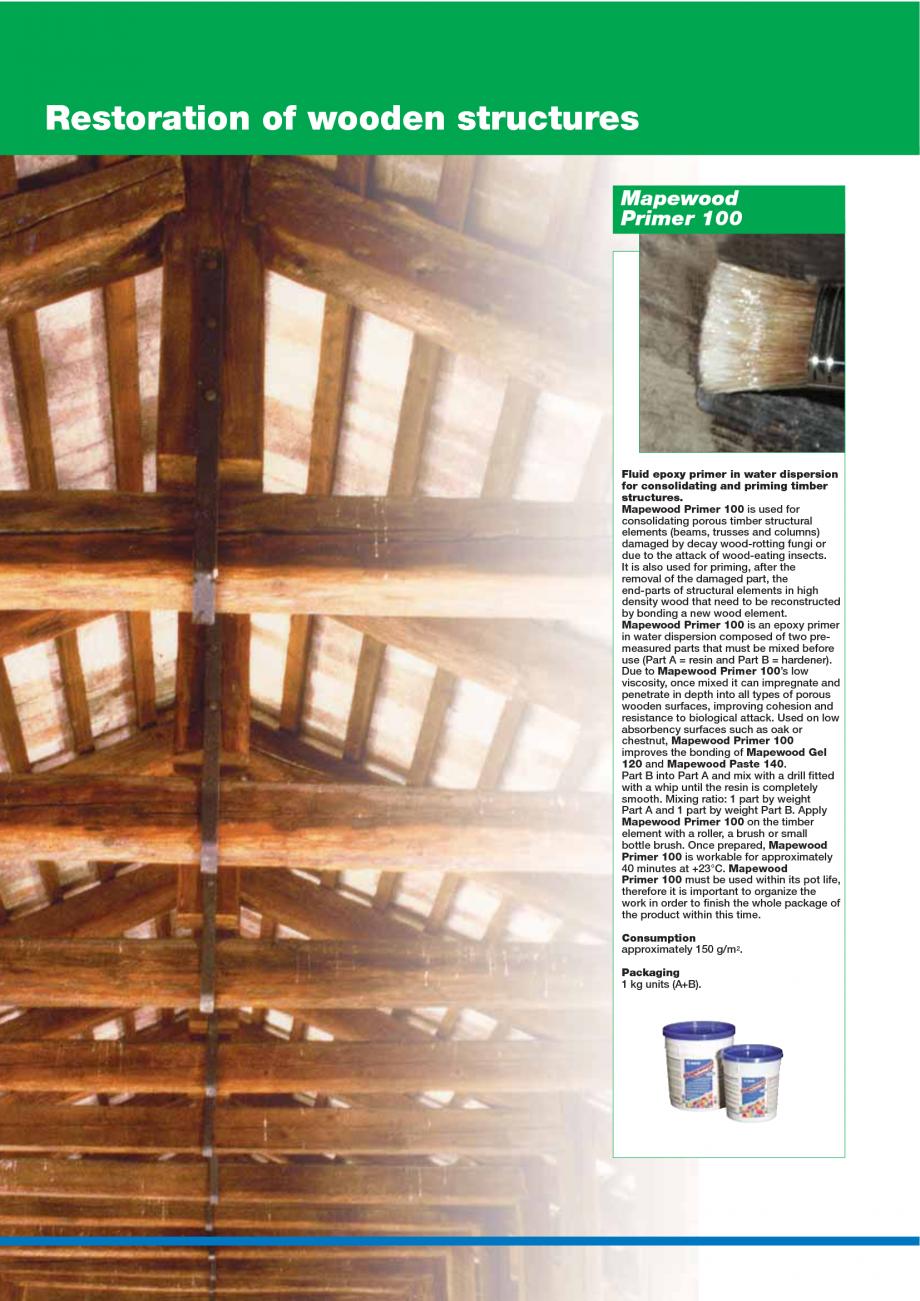 Pagina 80 - Catalog mortare, materiale speciale MAPEI Catalog, brosura Engleza at +40°C. Mapefinish...