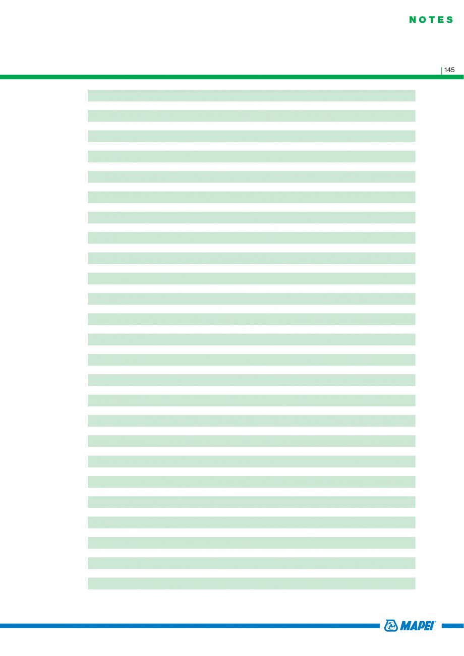 Pagina 147 - Catalog mortare, materiale speciale MAPEI Catalog, brosura Engleza or white coloured...