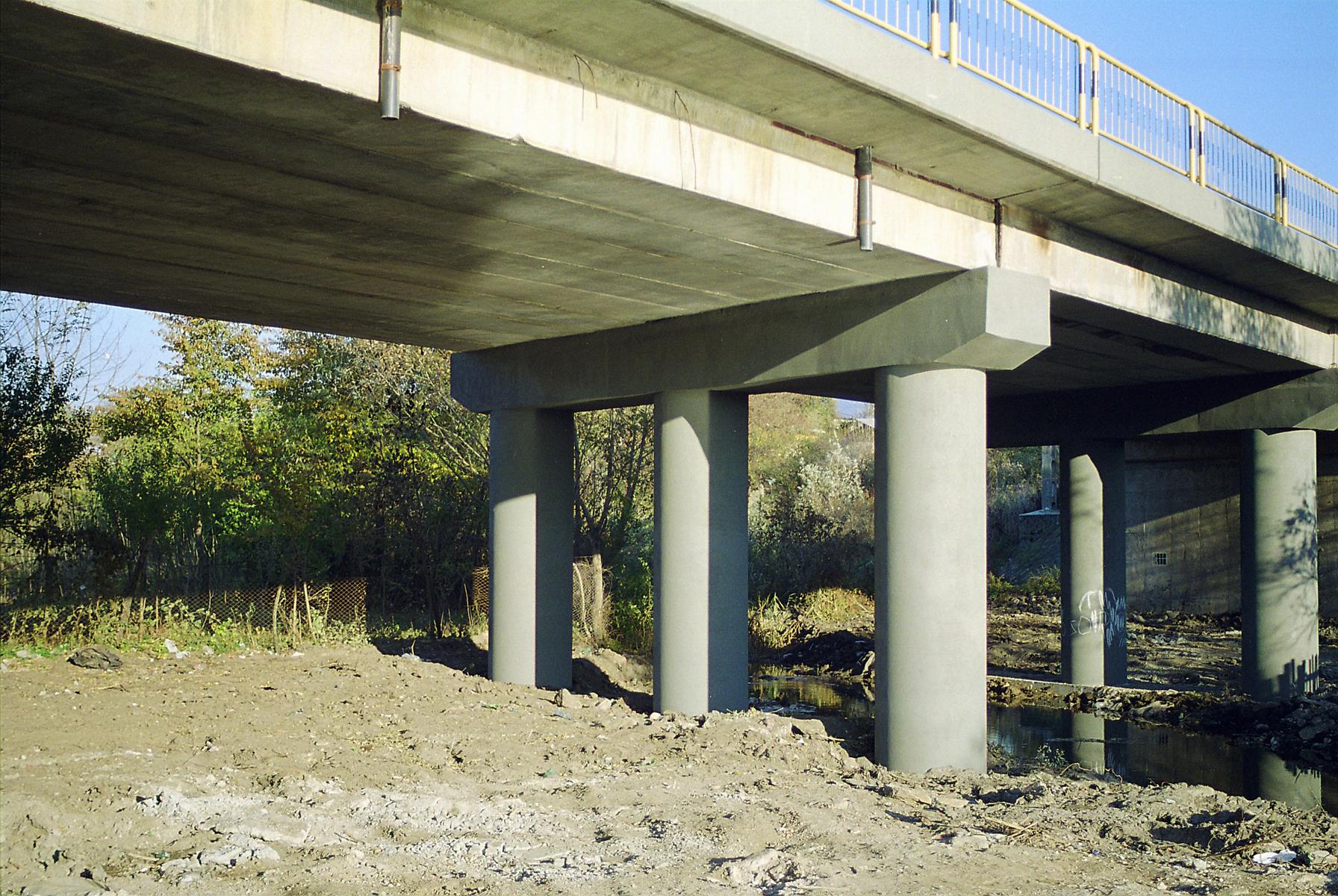 Reparatii pod peste Milcovat MAPEI - Poza 27