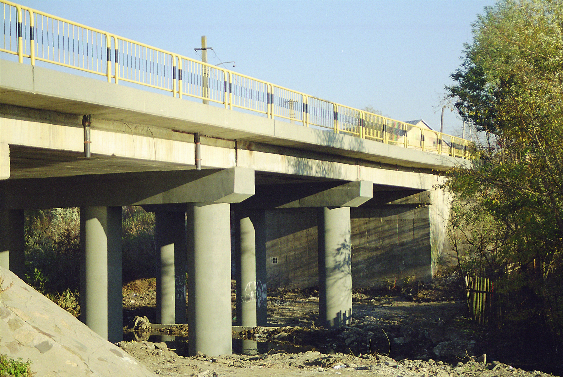 Reparatii pod peste Milcovat MAPEI - Poza 28