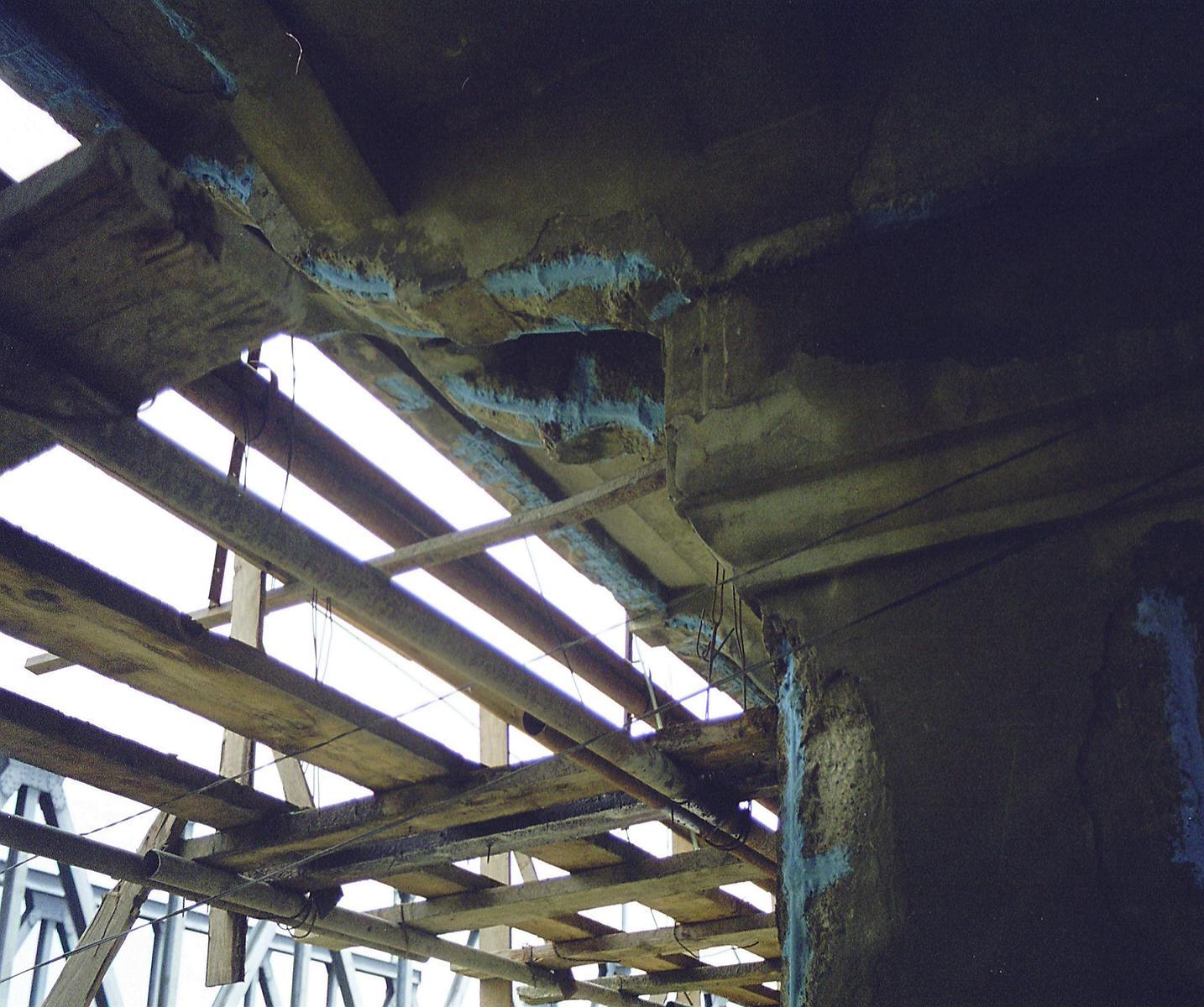 Reparatii pod peste raul Siret MAPEI - Poza 38