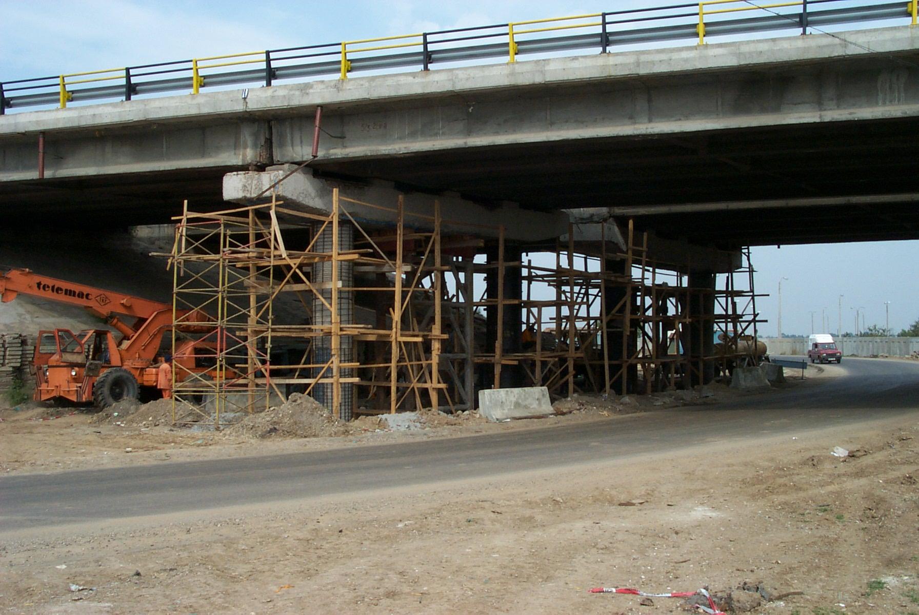 Reparatii pasaje km 11 si 13 pe A1 MAPEI - Poza 42
