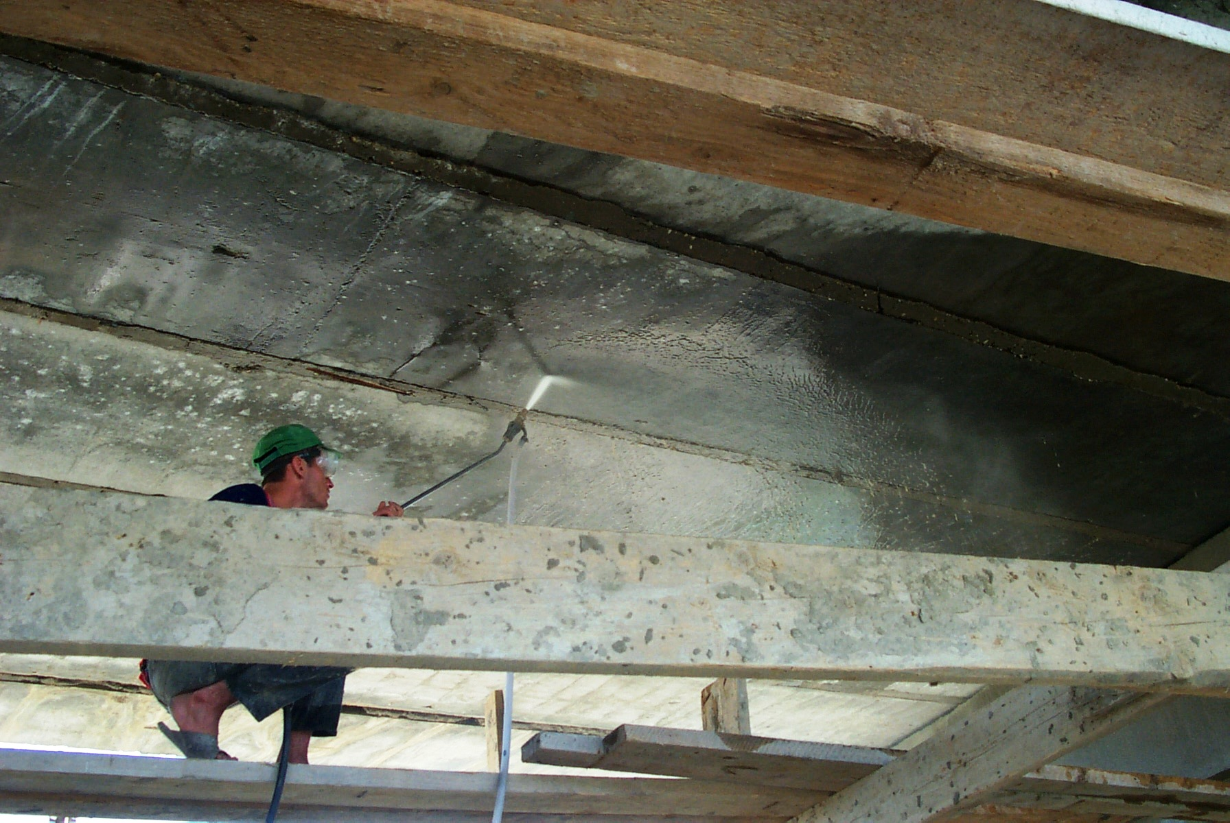 Reparatii pod (DN2), Km. 33 - 028, peste raul Calnistea MAPEI - Poza 107