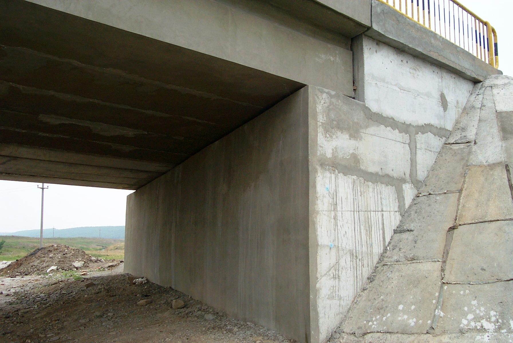 Reparatii pod (DN2), Km. 33 - 028, peste raul Calnistea MAPEI - Poza 115
