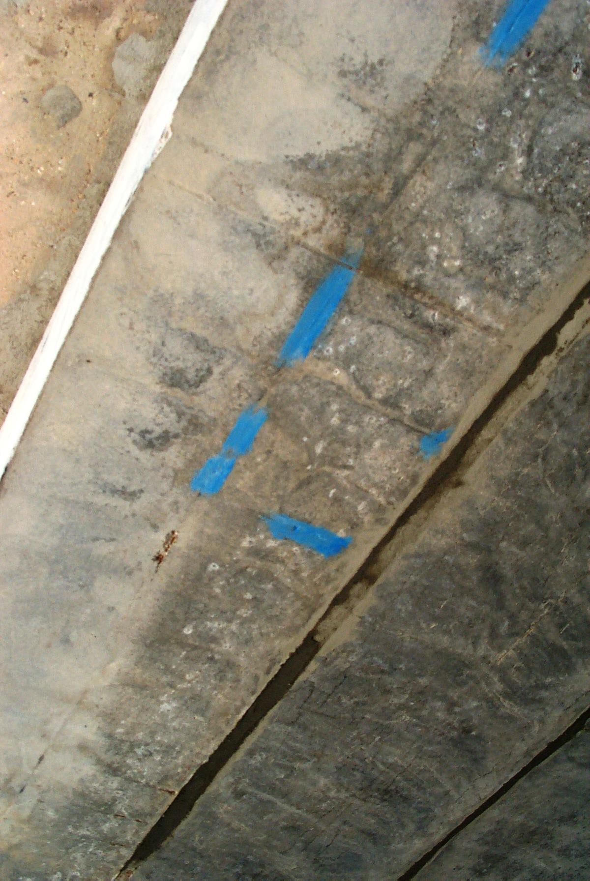 Reparatii pod (DN2), Km. 33 - 028, peste raul Calnistea MAPEI - Poza 110