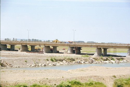 Lucrari, proiecte Reparatii pod Roman peste raul Moldova MAPEI - Poza 131