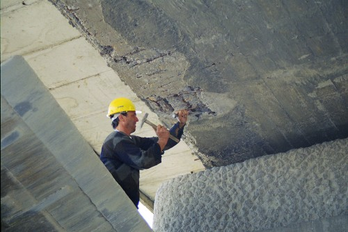 Lucrari, proiecte Reparatii pod Roman peste raul Moldova MAPEI - Poza 134