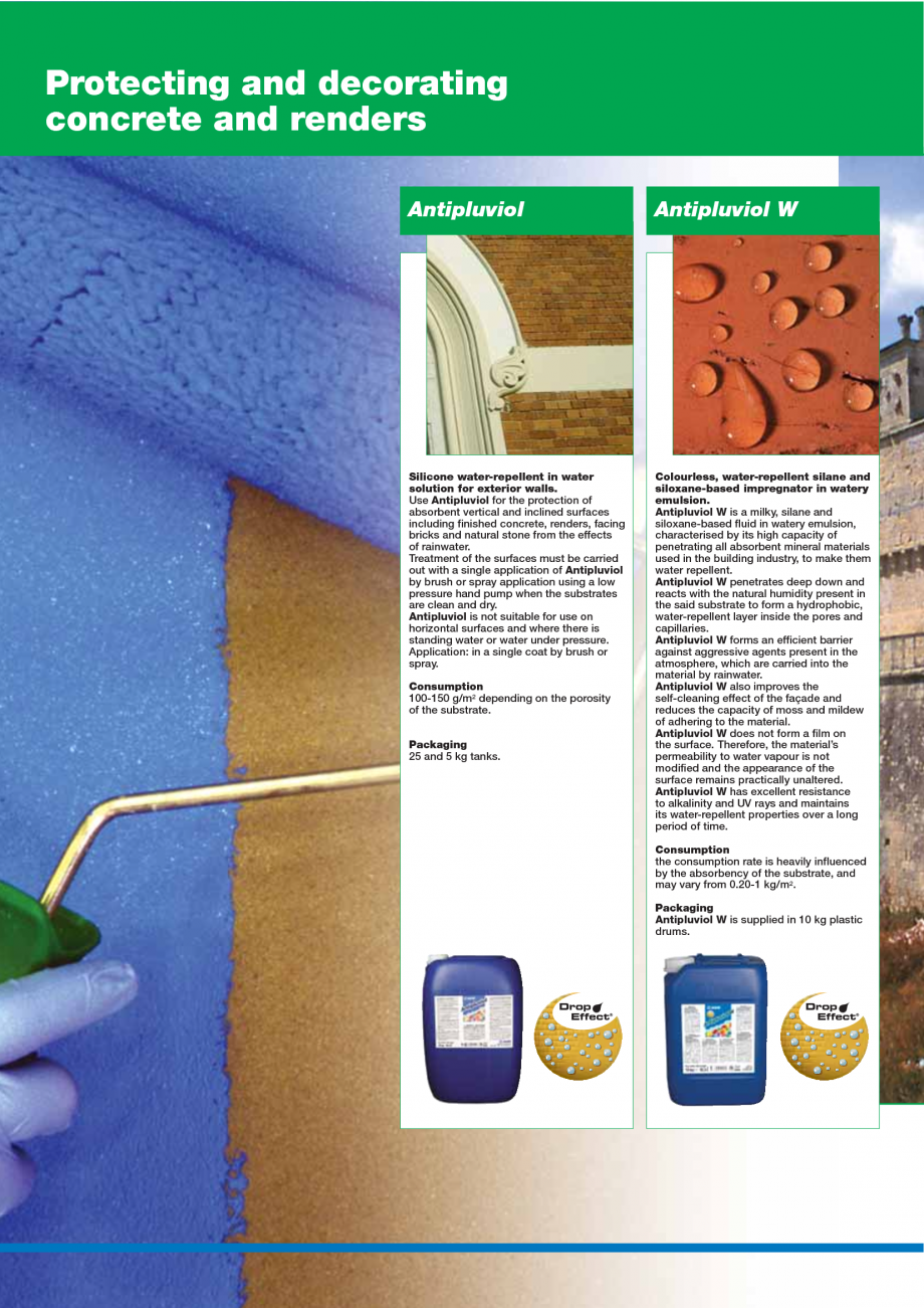 Pagina 90 - Catalog mortare, materiale speciale MAPEI Mapegrout Easy Flow GF, Mapegrout SV,...