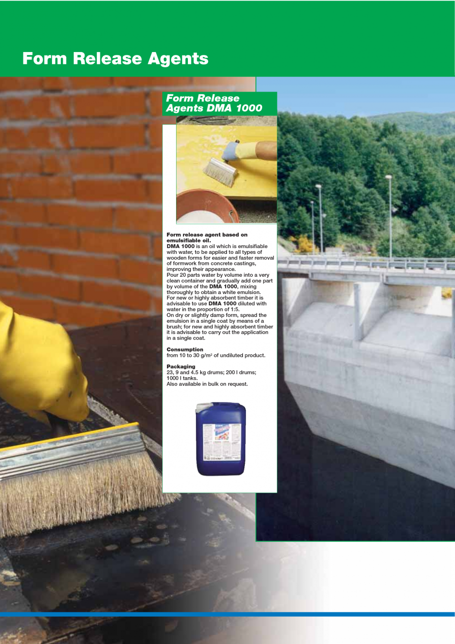Pagina 144 - Catalog mortare, materiale speciale MAPEI Mapegrout Easy Flow GF, Mapegrout SV,...