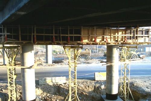 Lucrari, proiecte Reparatii pasaje km 11 si 13 pe A1 MAPEI - Poza 21