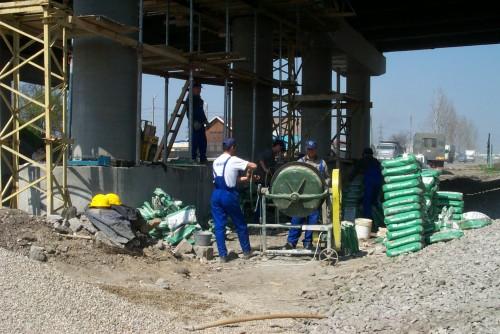 Lucrari, proiecte Reparatii pasaje km 11 si 13 pe A1 MAPEI - Poza 10