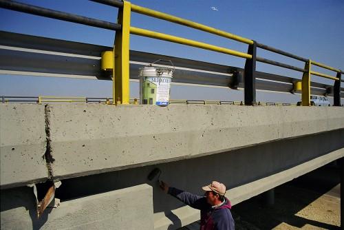Lucrari, proiecte Reparatii pasaje km 11 si 13 pe A1 MAPEI - Poza 37