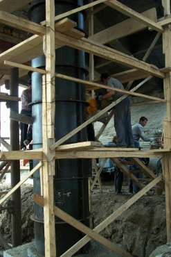 Lucrari, proiecte Reparatii pasaje km 11 si 13 pe A1 MAPEI - Poza 17