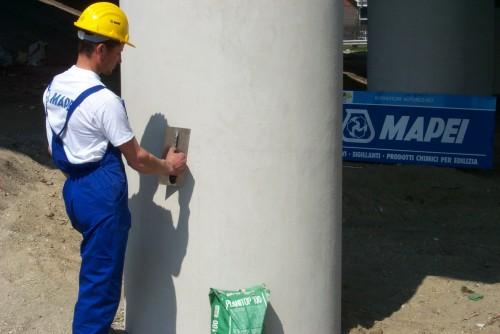 Lucrari, proiecte Reparatii pasaje km 11 si 13 pe A1 MAPEI - Poza 25