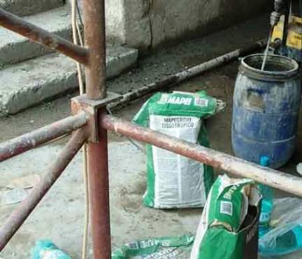 Lucrari, proiecte Reparatii Pasajul Jiului MAPEI - Poza 3