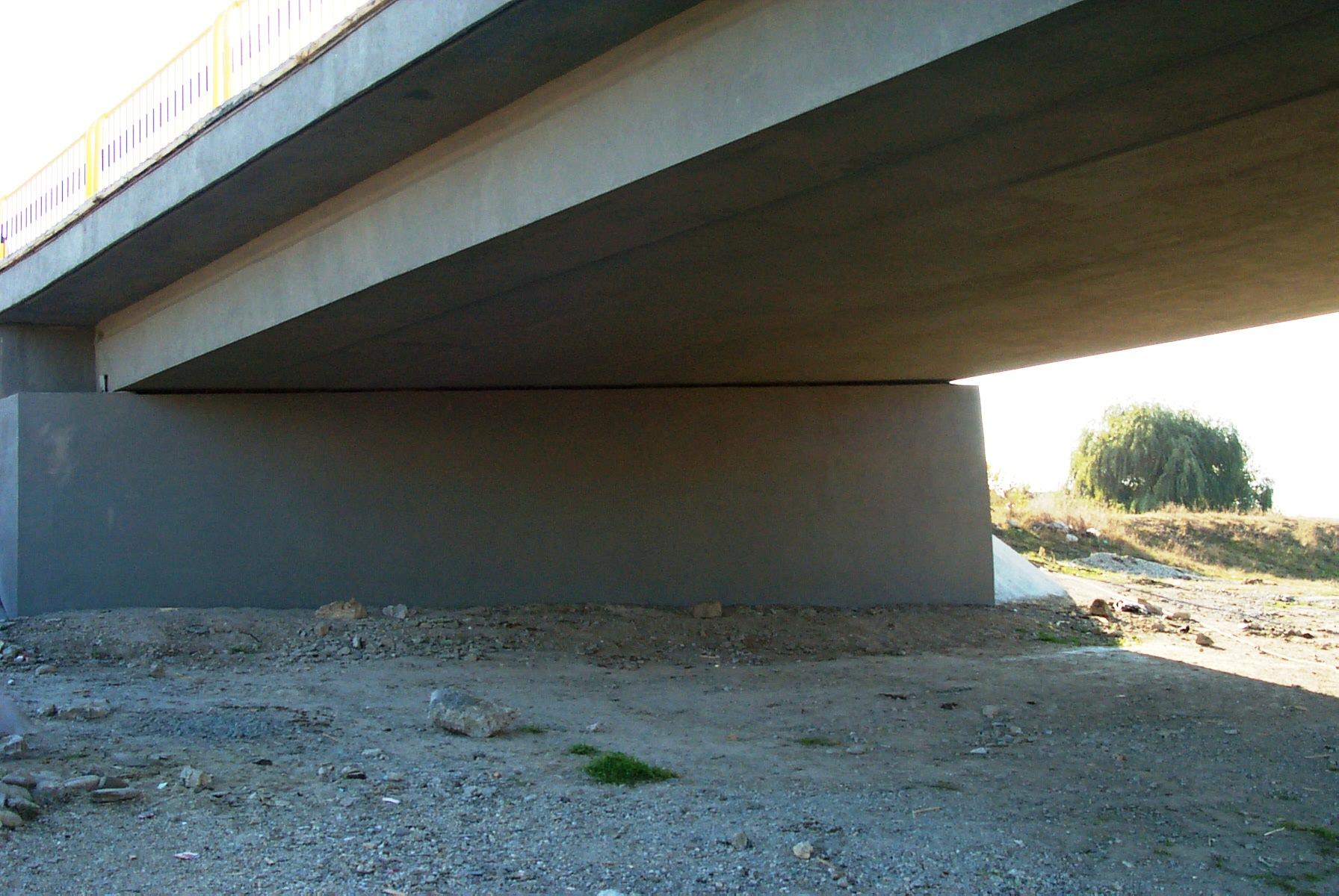 Reparatii pod (DN2), Km. 33 - 028, peste raul Calnistea MAPEI - Poza 23